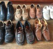 Мужская обувь 41 р в отличном состоянии