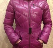 Куртка цвет фуксия