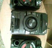 LG Mini Audio CM4230, Powerful Sound 130W RMS