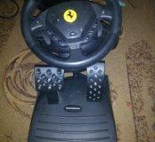игровой руль Enzo Ferrari FFB!