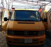 Mercedes Vito 122 л.с. пассажирский дизель автомат