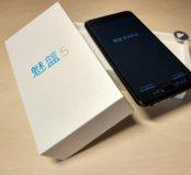 Meizu M5 3/32Gb, Black Черный, новый