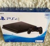 PS4 Slim новая/обмен