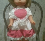 Кукла СССР привозная 😍НОВАЯ😍