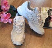 Белые женские кроссовки Adidas (оригинал)