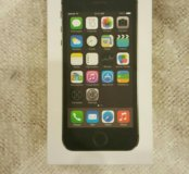 Iphone 5s black 16gb