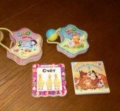 4 книги для малыша