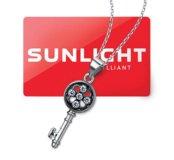 Подвеска Ключик от Sunlight