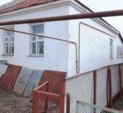 Продаётся пол дома 39 М2
