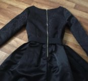 Платье женское пышная юбка