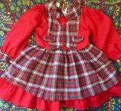 Платье на 2-3 года