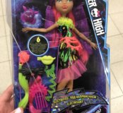 Новая Monster High