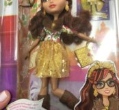 3 новые оригинальные кукла Ever after high
