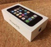 Оригинальная коробка от iPhone 5 s