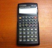 Калькулятор Citizen SRP-265