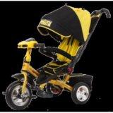 Велосипед супер формула, желтый, доставка