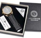 Часы- зажигалка Jiaheng