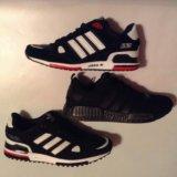 Кроссовки Adidas zx 750 и NMD