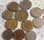 Зарубежные монеты