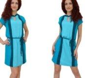 54р Новое платье