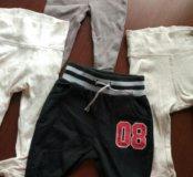 H&m пакет штанишек на мальчика