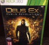 Deus Ex Xbox 360 Human Revolution