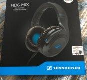 Sennhaiser hd6 mix