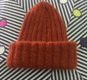 Модная шапка из мохера