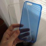 Силиконовый новый чехол на iPhone айфон 6/6s