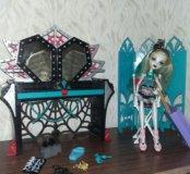 Лагуна с мебелью.