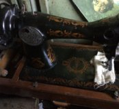 Швейная машинка (госшвеймашин ???)