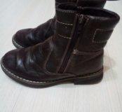 Ботинки 33 размер