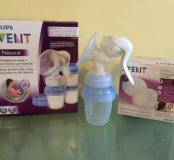 Молокоотсос 🍼 Phillips Avent Natural