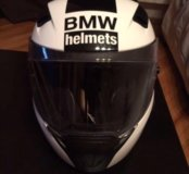 Шлем BMW RACE (58-59) новый