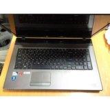 Ноутбук Acer 17.3 диагональ 1600x900/3072Mb/320Gb