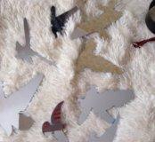 Птички для интерьера