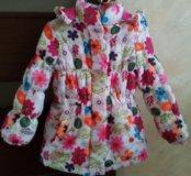 Демисезонная куртка Sela,в идеальном состоянии