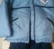 Комплект (куртка и штаны) новый