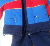 Костюм (куртка и полукомбинезон)