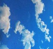 """Натяжной потолок """"Небо"""""""