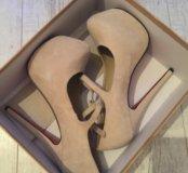 Туфли новые копия-люкс