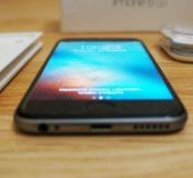 iPhone 6S 64 гигабайта цвет серый