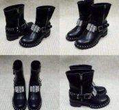 Ботинки 36-41