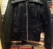 Кожаная куртка Vero Moda