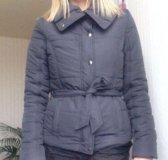 Куртка пуховик ветровка