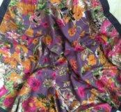 Шелковые платки в наличии