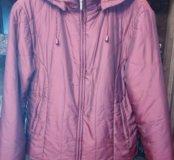 Р48 Куртка на весну