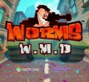 Worms w.m.d и rocket league для xbox one