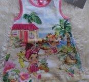 Новое платье Mayoral 9 мес