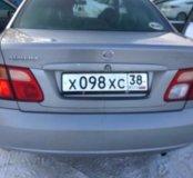 Продается авто Ниссан Альмера